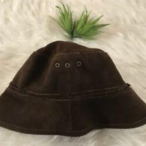 Rogue Brown Suede Hat